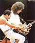 Queen live photos